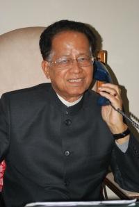 Mr Tarun Gogoi, CM, Assam
