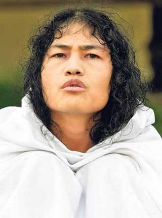 A Brave Stand For Human Rights by Irom Sharmila Chanu