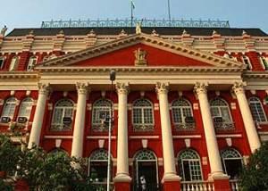 Writers' Buildings in Kolkata