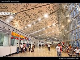 NSC Bose Airport new passenger terminal