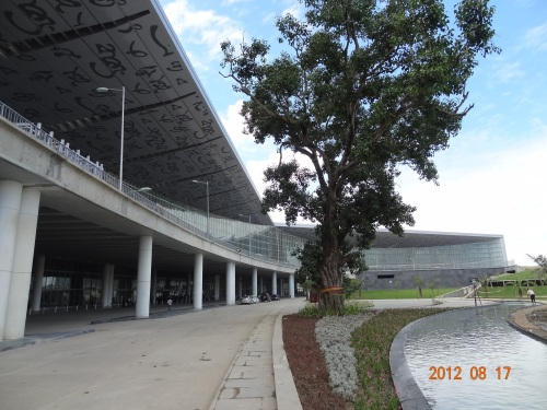 NSC Bose International Airport, Kolkata, new passenger terminal