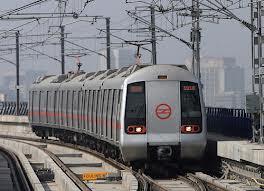 Delhi Metro rake