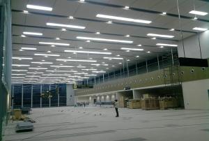 Durgapur airport Passenger Terminal Building