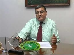Bengal Home Secretary Basudev Banerjee