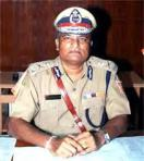 GMP Reddy, DGP West Bengal