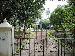 Amartya Sen's house Pratichi