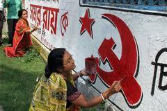 Poll graffiti