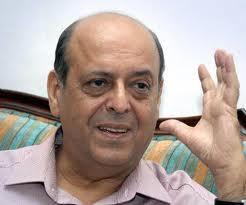 Mr Navin Chawla, former CEC of India.