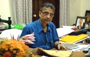 Bengal State Election Commissioner Sushanta Ranjan Upadhyay
