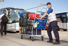 Airport porters