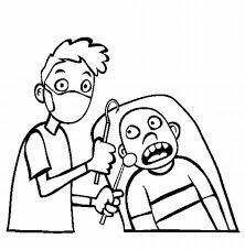 Dental cartoon