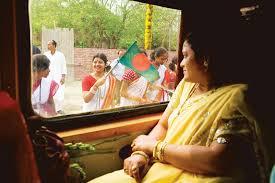 Maitree Express in Bangladesh