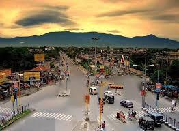 Siligiri town.