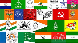 Political Parties Collage