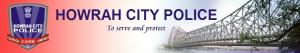 Howrah City Police logo