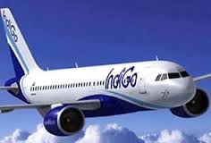 IndiGo flight