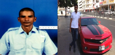 Abhimanyu Gaur, Air Force & killer Ambia Sohrab