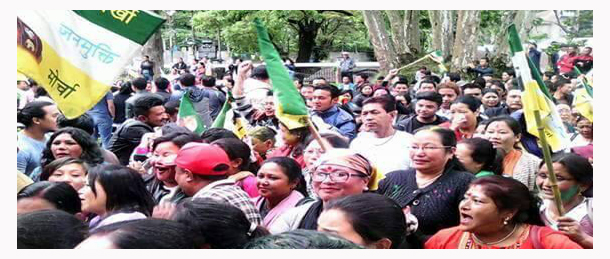 In head-on fight with dev plank, Gorkhaland sentiment wins again in Darjeeling Hills