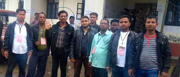 First time in Manipur's electoral history, a Bengali wins Assembly poll